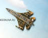 Значки самолеты | 500 руб.