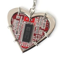 Кулон/брелок «Big heart» | 900 руб.