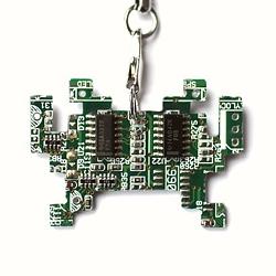Кулон/брелок «Space Invader» | 486 руб.