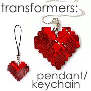 Трансформеры: кулон-брелок / Transformers