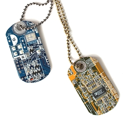 Жетон «Digital Dog Tag» | 486 руб.