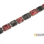 Браслет «Digital-S» ширина 2 см
