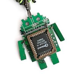 Кулон/брелок «Android» | 800 руб.