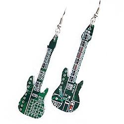 Серьги «Electric Guitar»