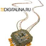 Колье «Digital»