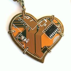 Трансформер: кулон/брелок «Antique heart» | 800 руб.