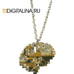 Подвеска Cyber brain. Кибермозг