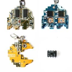 Кулон/брелок «Pacman» & «Ghost» | 486 руб.