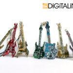 Кулон/брелок «Electric guitar»