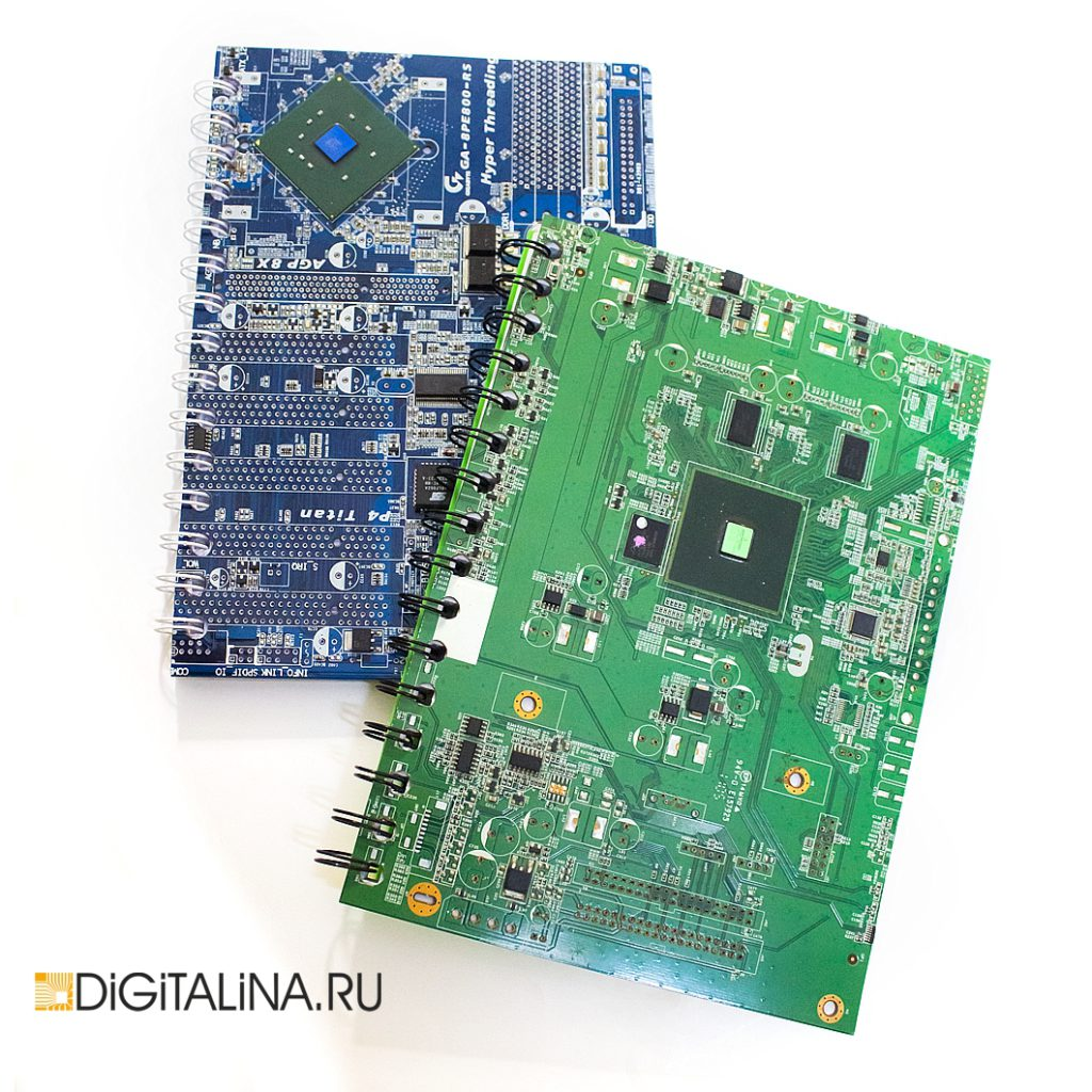 Cyberbook — киберблокнот А5