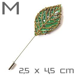 Брошь-игла «Кибер-гербарий М» | 700 руб.
