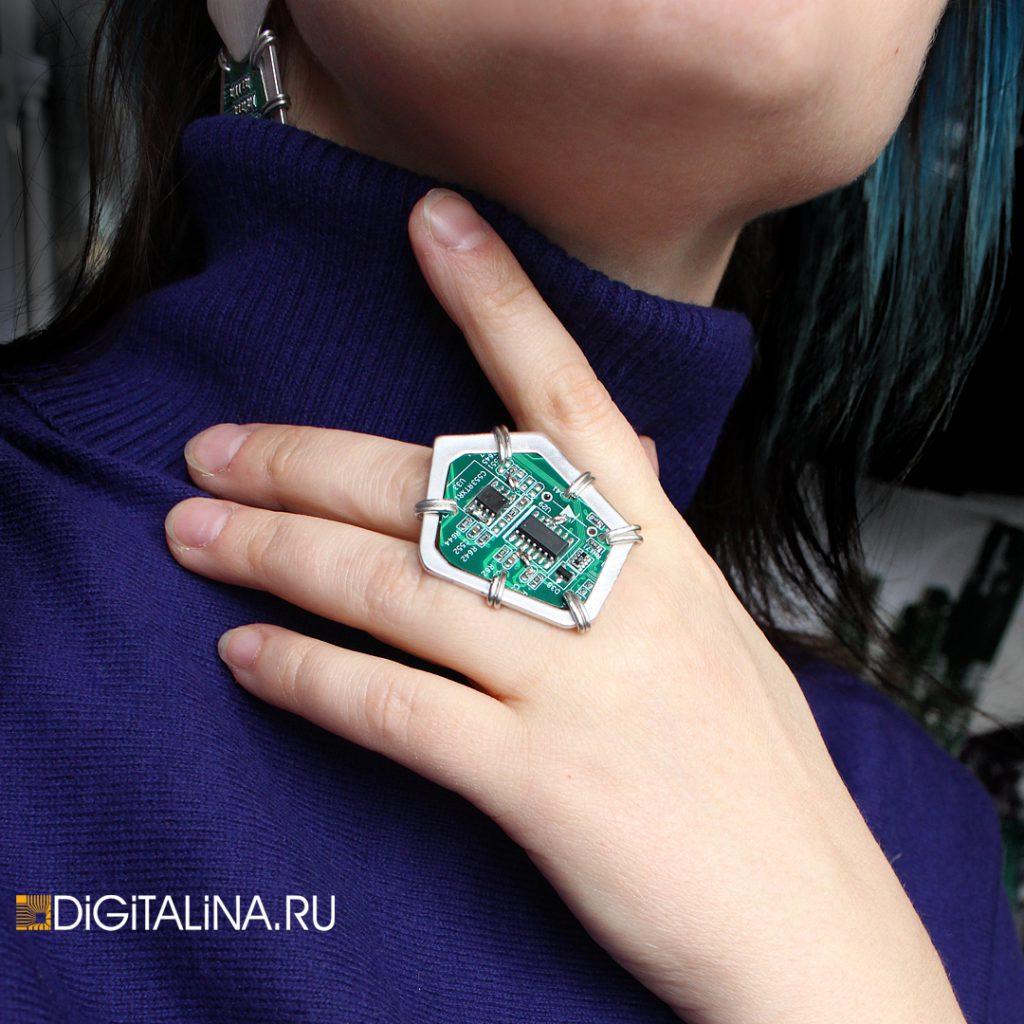Перстень 5 Astraea