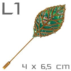 Брошь-игла «Кибер-гербарий L1» | 800 руб.