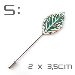 Брошь-игла «Кибер-гербарий S» | 600 руб.