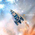 Ракета-носитель Digitalina 170220