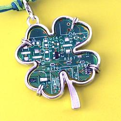 Four-leaf CyberClover | 800 руб.