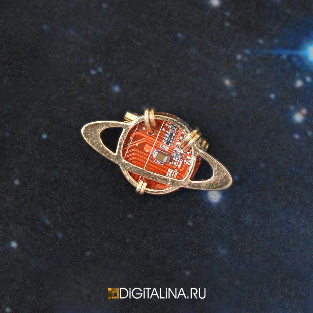 Значок «Saturn-mini»